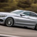 Mercedes Recalls 28,452 C-Class
