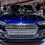 All-new 2016 A4 (B9) Makes US Debut at NAIAS