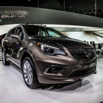 Buick Envisions Bigger Crossover Marketshare