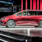 Chrysler Reinvents the Minivan with the new 2017 Pacifica