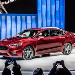 2017 Ford Fusion Gets 2.7L EcoBoost