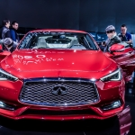 Inifiniti Launches the Q60 Coupe at Detroit NAIAS