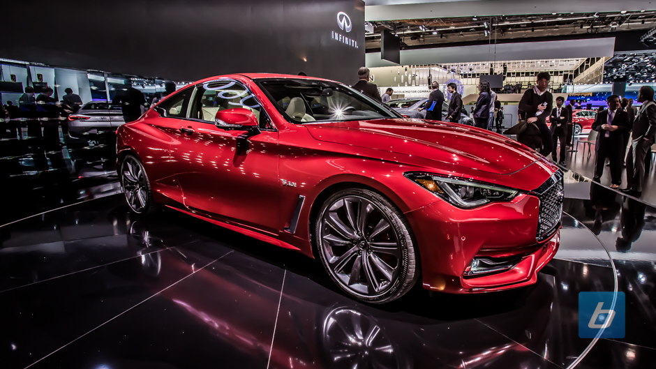 Back to Post - Inifiniti Launches the Q60 Coupe at Detroit NAIAS