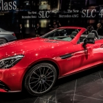 2017 Mercedes-AMG SLC43 Live in Detroit