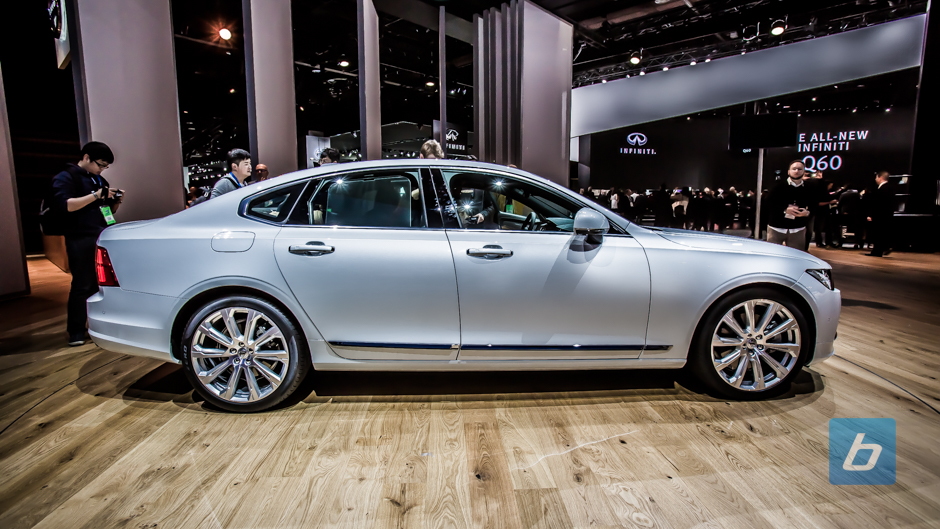 volvo s 90 2016 2017   2018 best cars reviews