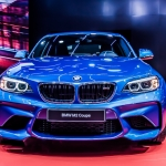 BMW M2 World Premiere at Detroit NAIAS