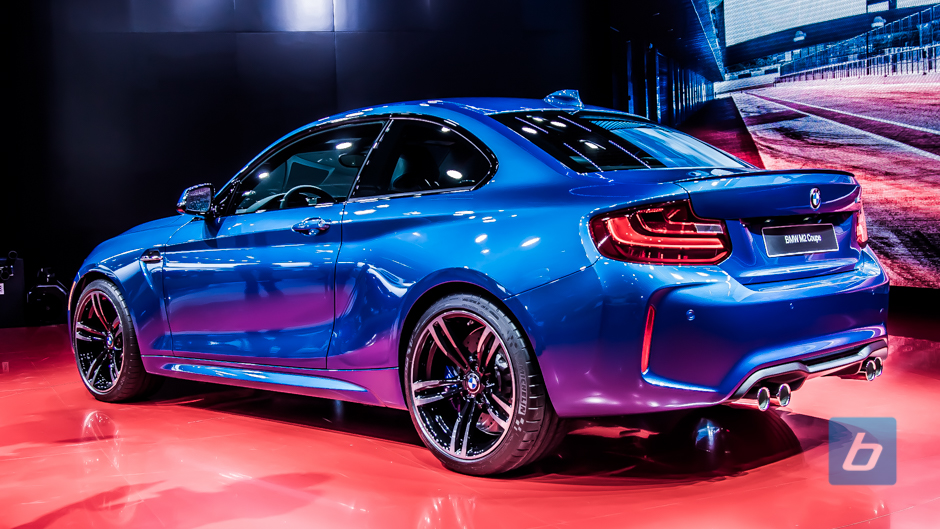 2017 bmw m2 premiere detroit naias 2016 4. Black Bedroom Furniture Sets. Home Design Ideas