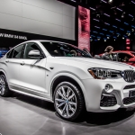 BMW M Gives the X4 M40i 360hp