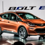 Chevrolet Blows Away Tesla With the Bolt EV