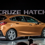 2017 Chevy Cruze Hatchback Launches in Detroit