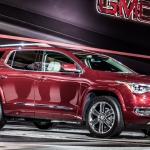 2017 GMC Acadia.  Don't forget your kids
