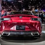 2018 Lexus LC500 Proves Lexus Isn't Boring