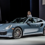 991 Gets the Turbo Treatment. The 2017 Porsche 911 Turbo