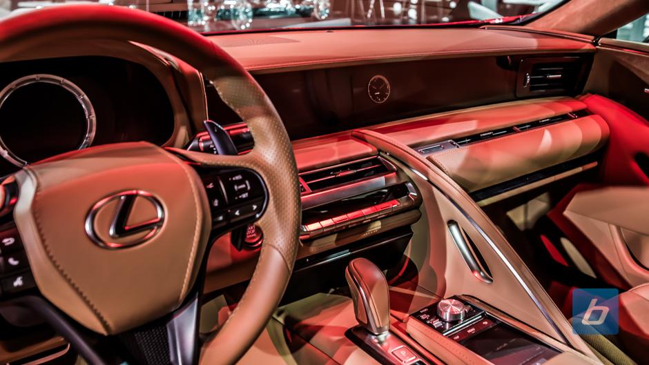 LC500 2018 Lexus