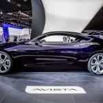 Buick Shows Off Avista Concept In Detroit