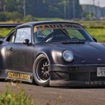 Stella RWB Porsche Gets a New Lease on Life