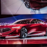 Acura Precision Concept Looks a Lot Like a Lexus
