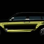 Kia SUV Teaser