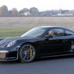 Porsche 911 R Revealing