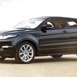 Range Rover Evoque Goes Topless