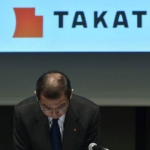 Takata CEO to Resign After Airbag Crisis