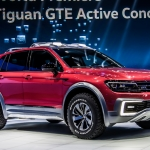 VW Shows Off the Tiguan GTE Active Concept in Detroit