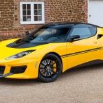 Lotus Evora Releases Sport 410