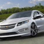 Chevy Volt to Share its Electrical Powertrain