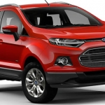 Ford Ecosport Crossover to Come to North America