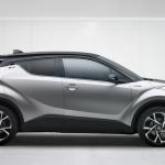 Toyota All New C-HR Leaked Before Geneva