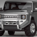 Ford Bronco Making a Comeback?