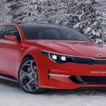 Kia Optima Wagon Debuts at Geneva Motor Show