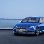 Audi S4 Avant Revealed for Europe