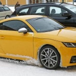 Audi TT RS Could Debut at Geneva