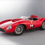 1957 Ferrari 335S Auctioned at $34.9M
