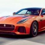Jaguar F Type SVR Debuts at Geneva Motor Show