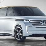 Volkswagen Budd-e Defines Going Green