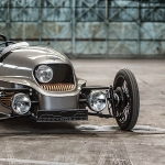 Morgan Introduces EV Car in Geneva
