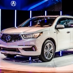 Acura MDX Gets Rejuvinated