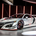 First Look At The Acura NSX GT3 Race Car