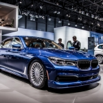BMW's all New Alpina B7 xDrive