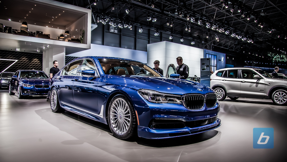 2017 bmw alpina b7 xdrive nyias 1. Black Bedroom Furniture Sets. Home Design Ideas