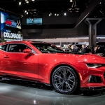 Camaro ZL1 Debuts in New York