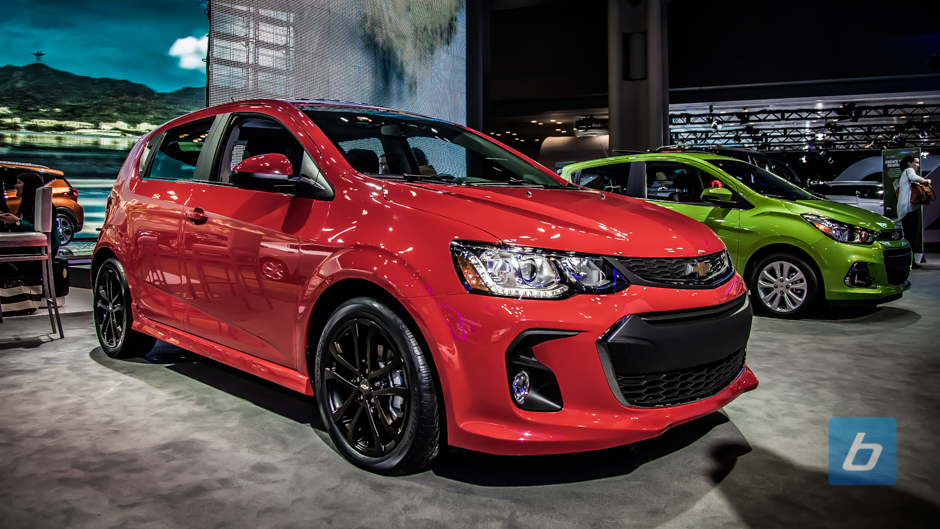 chevy sonic gets refreshed and updated. Black Bedroom Furniture Sets. Home Design Ideas