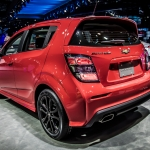 Chevy Sonic Gets Refreshed and Updated