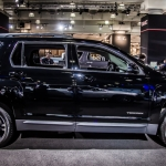 GMC Terrain Nightfall Edition Hits New York Auto Show