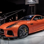 Jaguar F-Type SVR Makes North American Debut