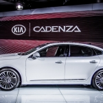 Kia Debuts All New Cadenza in New York