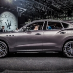 Maserati Crosses Over Into SUV Market with Levante
