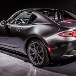 Mazda Unveils The MX-5RF Retractable Fastback